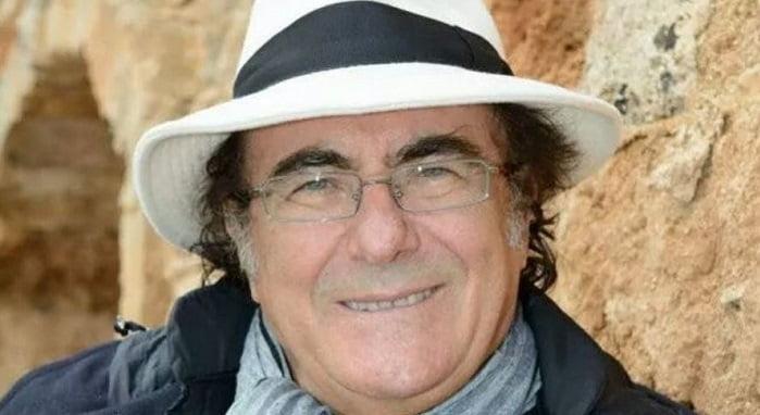 """Albano Carrisi ha paura: """"Siamo in guerra"""""""