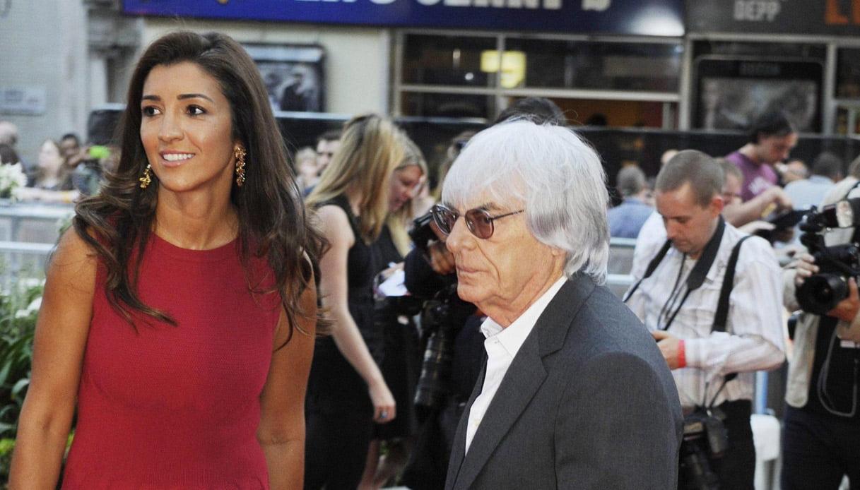 Bernie Ecclestone, diventerà padre a 89 anni