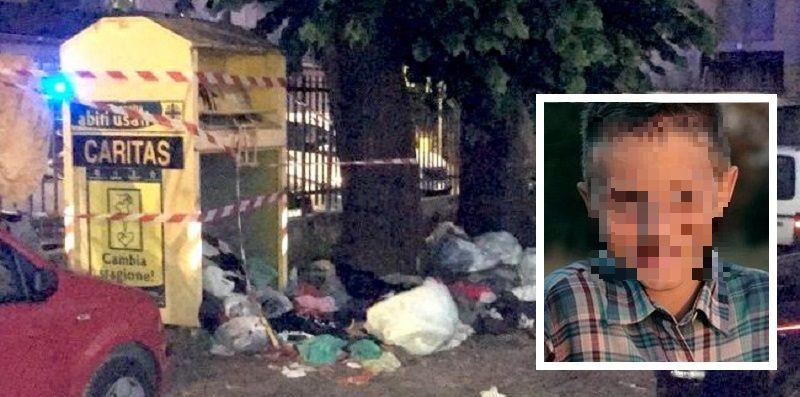 Bimbo di 10 anni trovato morto in un cassonetto: ecco cosa è successo
