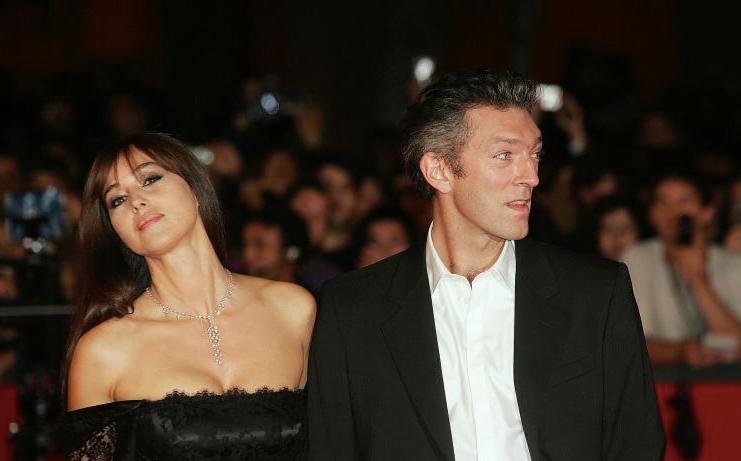 Monica Bellucci e Vincent Cassel tornano insieme per Deva