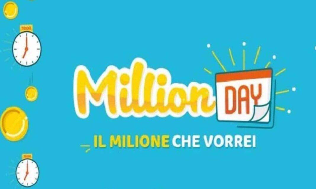Million Day oggi mercoledì 24 febbraio 2021: estrazione in diretta e numeri vincenti