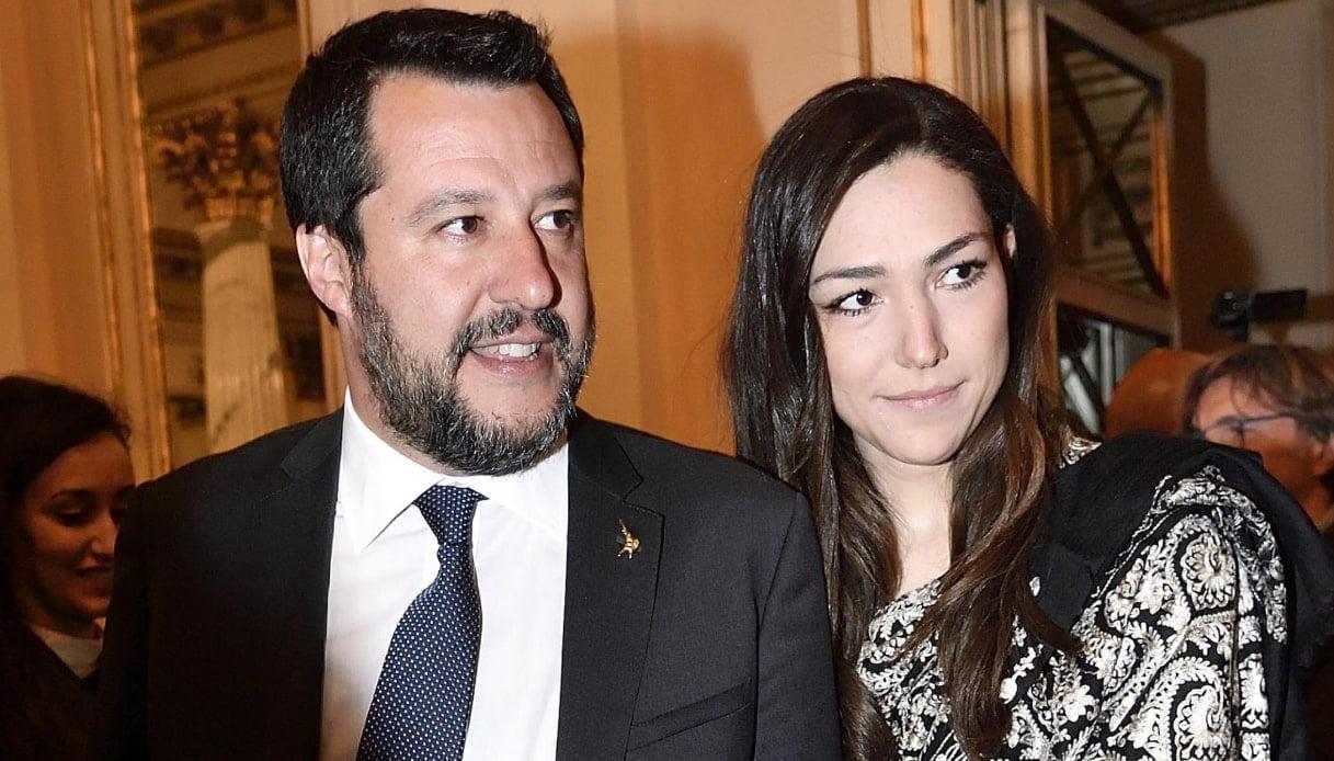 Francesca Verdini non forza per le nozze con Matteo Salvini, anche se….